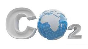 CO2 Kohlendioxid Molekül