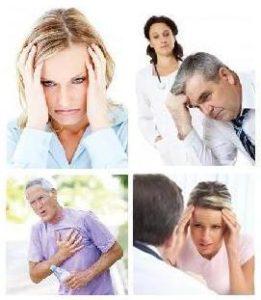 Bluthochdruck-Patienten