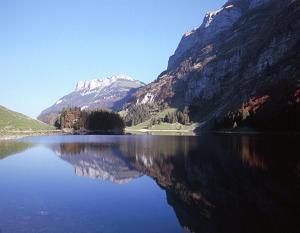 a-lake