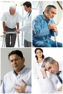 Dyspnoe-Atemnot-Patienten